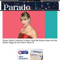 Taylor Swift Easter Eggs! We Break Down Her New Folklore Album