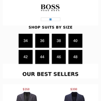 Our Best Suits | Now 60% Off