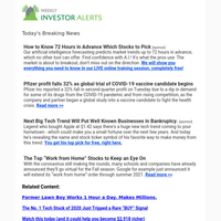"""The Top """"Work from Home"""" Stocks to Keep an Eye On"""