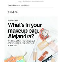 Unzipped: makeup bag confessions.