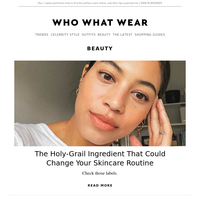 The holy-grail ingredient that could change your skincare routine