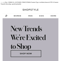 6 Staple Trends We Can't Wait To Shop