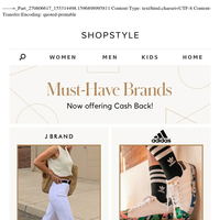 Just In | J Brand, Adidas, TopShop