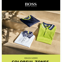 BOSS with a Hint of Lime