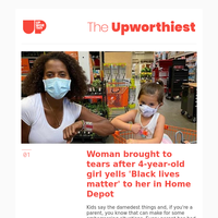 Woman brought to tears after 4-year-old girl yells 'Black lives matter' to her in Home Depot