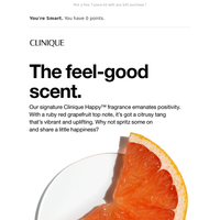 Grapefruit and your mood.