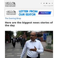 The Evening Wrap: Prashant Bhushan held guilty of contempt