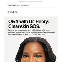 Acne Q&A with our Derm Pro.