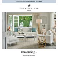 Miranda Kerr Home (we're the exclusive online retail launch partner!)
