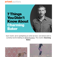 7 Things You Didn't Know About Charming Baker