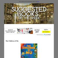 📖 Suggested Best Books of the Week