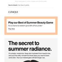 Make your summer glow last.