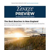 The Best Beaches in New England