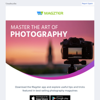 Master the art of photography