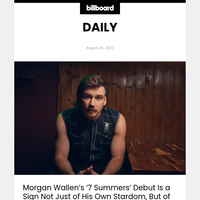 Morgan Wallen's '7 Summers' Debut Is a Sign Not Just of His Own Stardom, But of Country's Streaming Rise