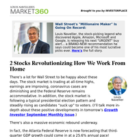 Must Read: 2 Stocks Revolutionizing How We Work From Home