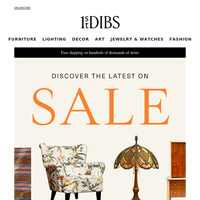 Now on Sale: Mid-Century Modern Side Tables + Contemporary Photography