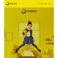 Bounce back to school with noon | Open for exclusive deals