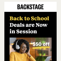 Our Back to School Sale is in Session 🔔
