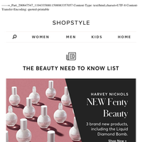 TRENDING NOW - The Best Beauty + Skincare Buys