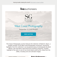 Seagrave Gallery   West Coast Photography