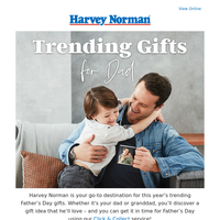 Top Trending Gift Ideas for Father's Day