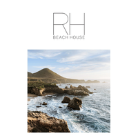 Bold & Beveled. The New Lobos Collection for RH Beach House.