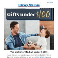Gift Ideas Under $100 | Celebrate Father's Day
