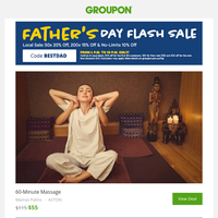 Early Father's Day FLASH SALE - hurry, the best discounts will go fast!