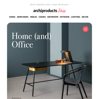 Work from home: choose furniture and accessories for your smart workspace