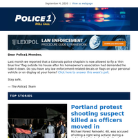Ohio LEO killed by gunman; OIS video: Woman stabs cop