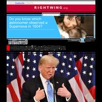 BREAKING: HE Compares Trump to Hitler!