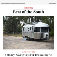 Here's How To Renovate An Airstream Trailer On A Budget