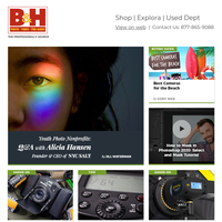 B&H Explora: Q&A with Alicia Hansen, Founder & CEO of NYC SALT + How to Mask in Photoshop 2020 & More!