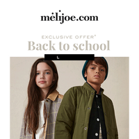 ENDS TODAY: 15% off back to school items