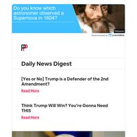 POLL: Is Trump Patriotic?