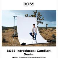 Introducing: Candiani Denim