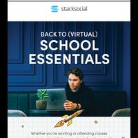 Back to (Virtual) School & WFH Essentials