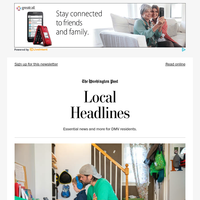 Local Headlines: Back to school, but not back to normal: Students and teachers in Northern Virginia launch online learning