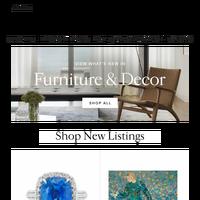 Noteworthy Ib Kofod-Larsen lounge chairs just added + Erik Madigan Heck photography, Louis Vuitton handbags & purses and more