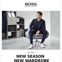 New Season, New Wardrobe
