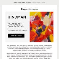 Hindman | Palm Beach Collections