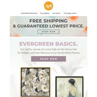 🍂🖼️🍁 Give your walls the perfect fall wardrobe! Free shipping. Free returns. Free creative advice.🍁🖼️🍂