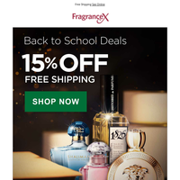 Back to School Deals 30 - 70% Off Free Shipping