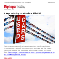 SPECIAL: David Muhlbaum's Guide to Saving on New and Used Cars
