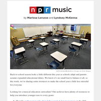 Go Back To School With NPR Music