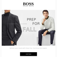 Five Must-Have Pieces for Fall