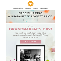 👵💖👴 Bring joy with a gallery of tender moments. Free shipping. Free returns. Free creative advice.💖