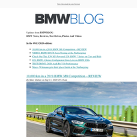 Posts from BMWBLOG for 09/13/2020
