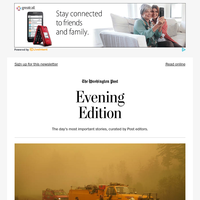 Evening Edition: Dense smoke smothers Pacific Northwest, hindering firefighting efforts
